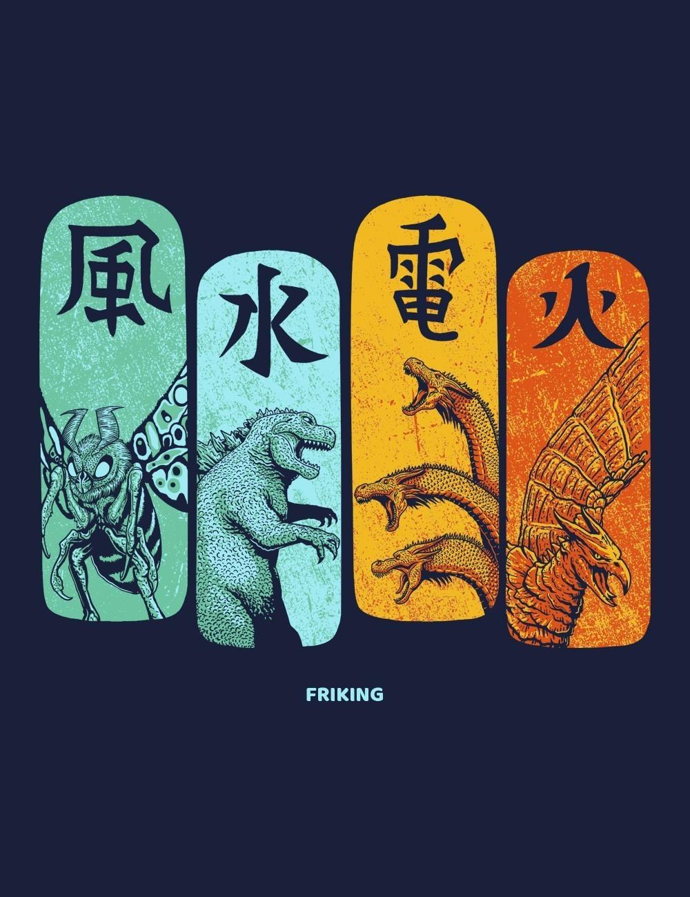 Elements Monster