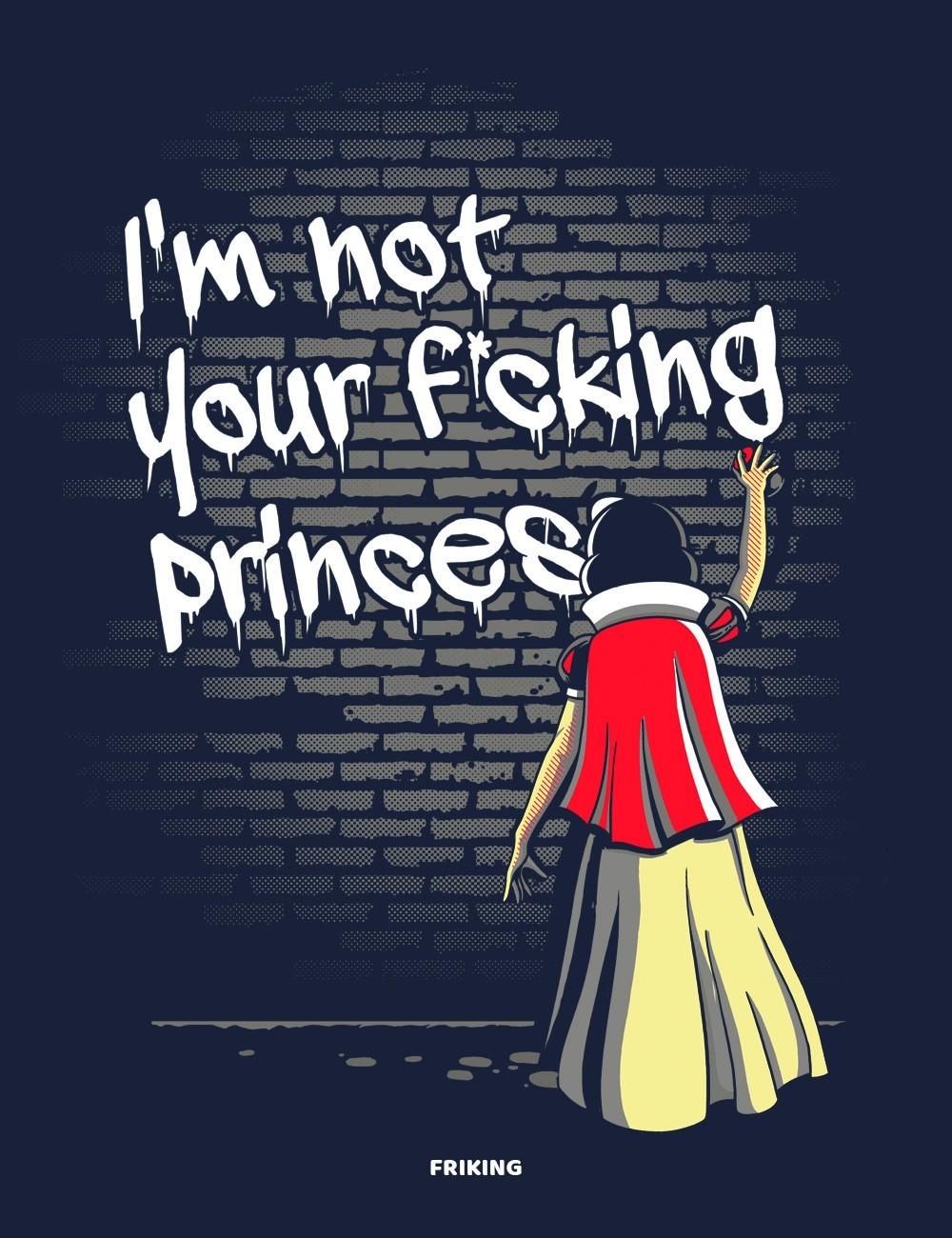 I am not your f*cking...