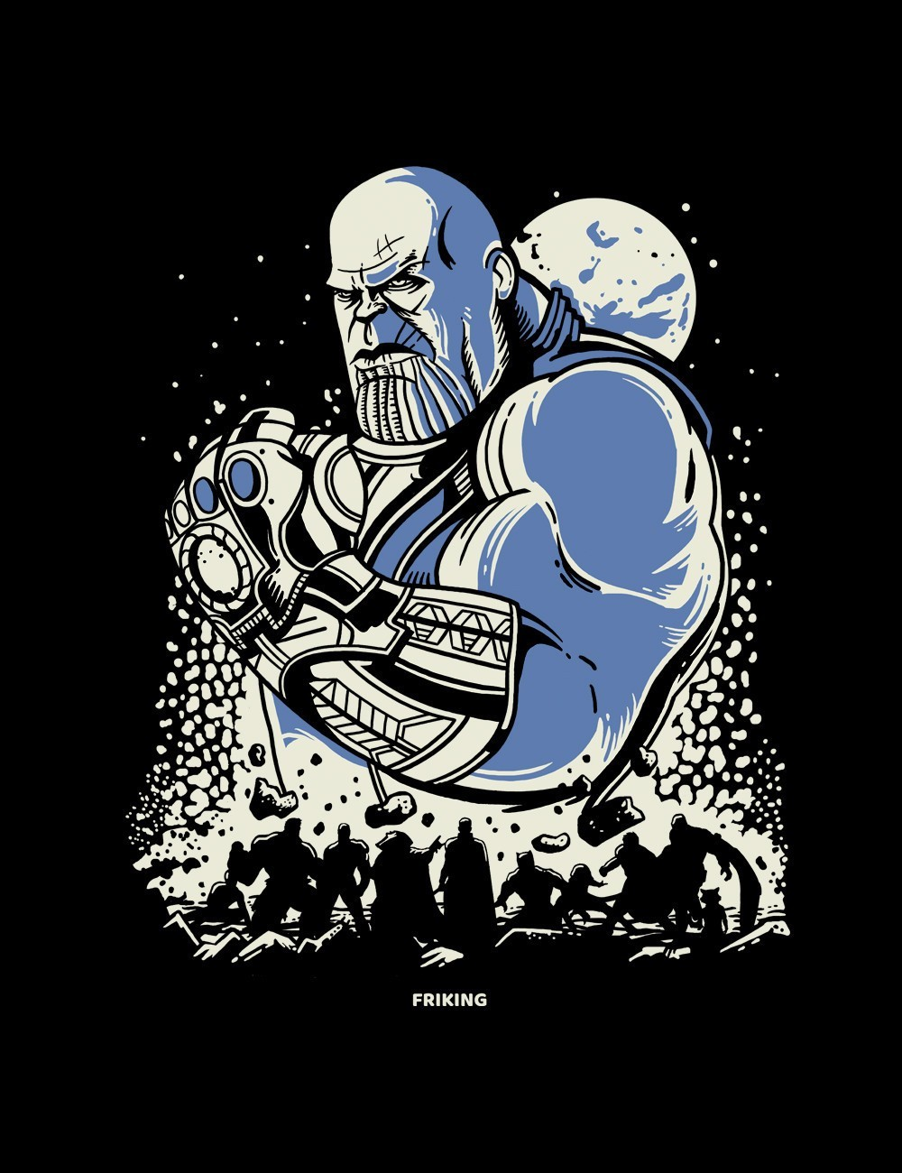 Titan King TF