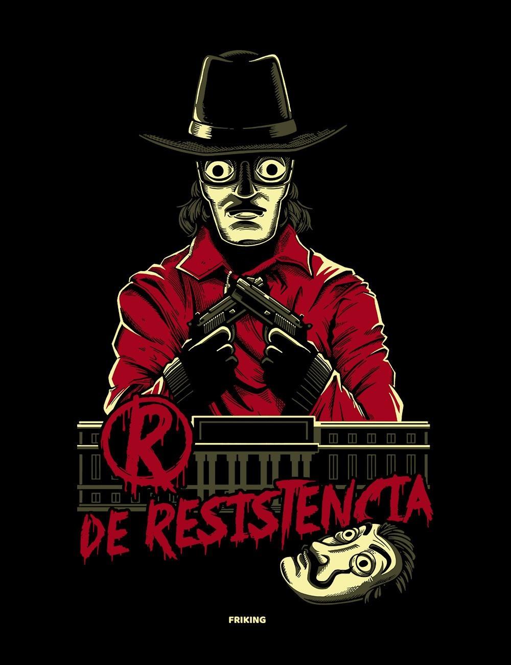 R de Resistencia