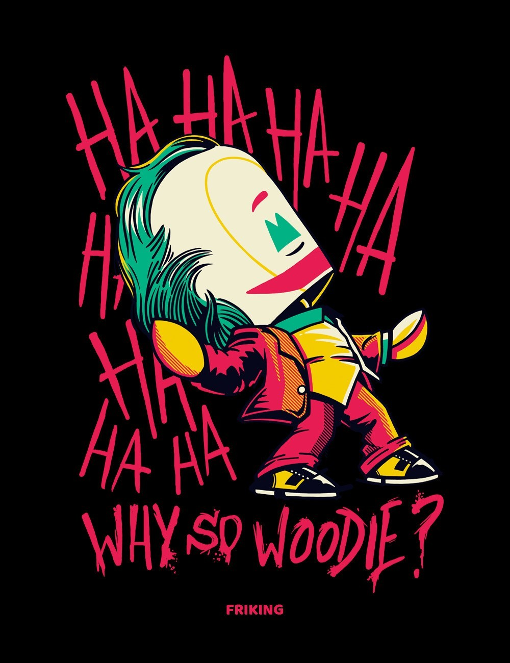 Why So Woodie?