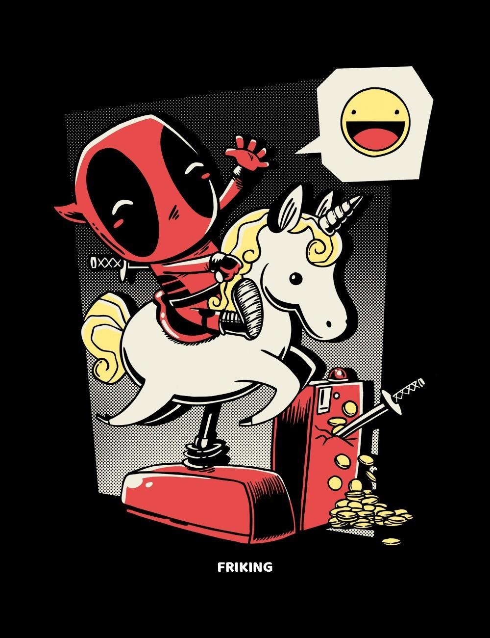 Mechanic unicorn