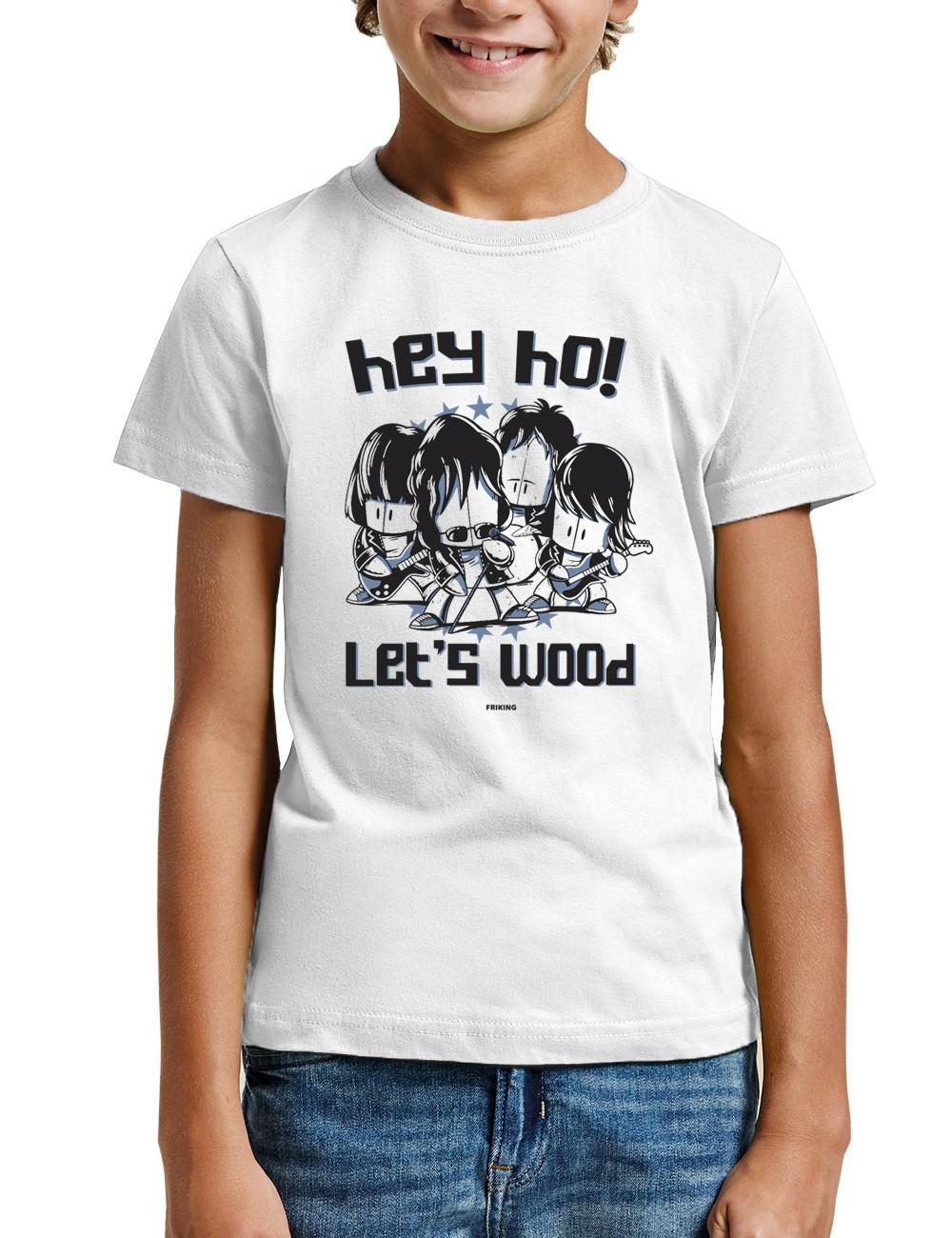 Hey ho! Lets wood