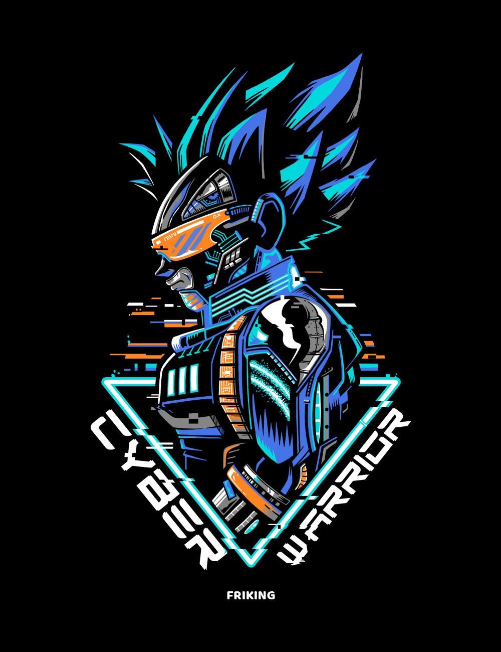 Cyber Warrior