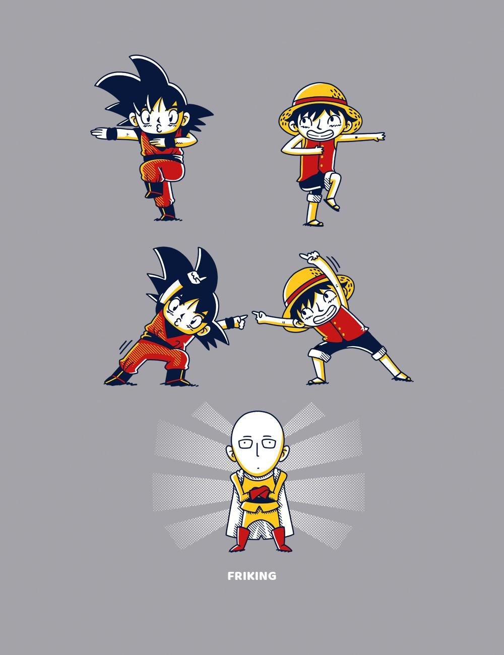 Manga fusion