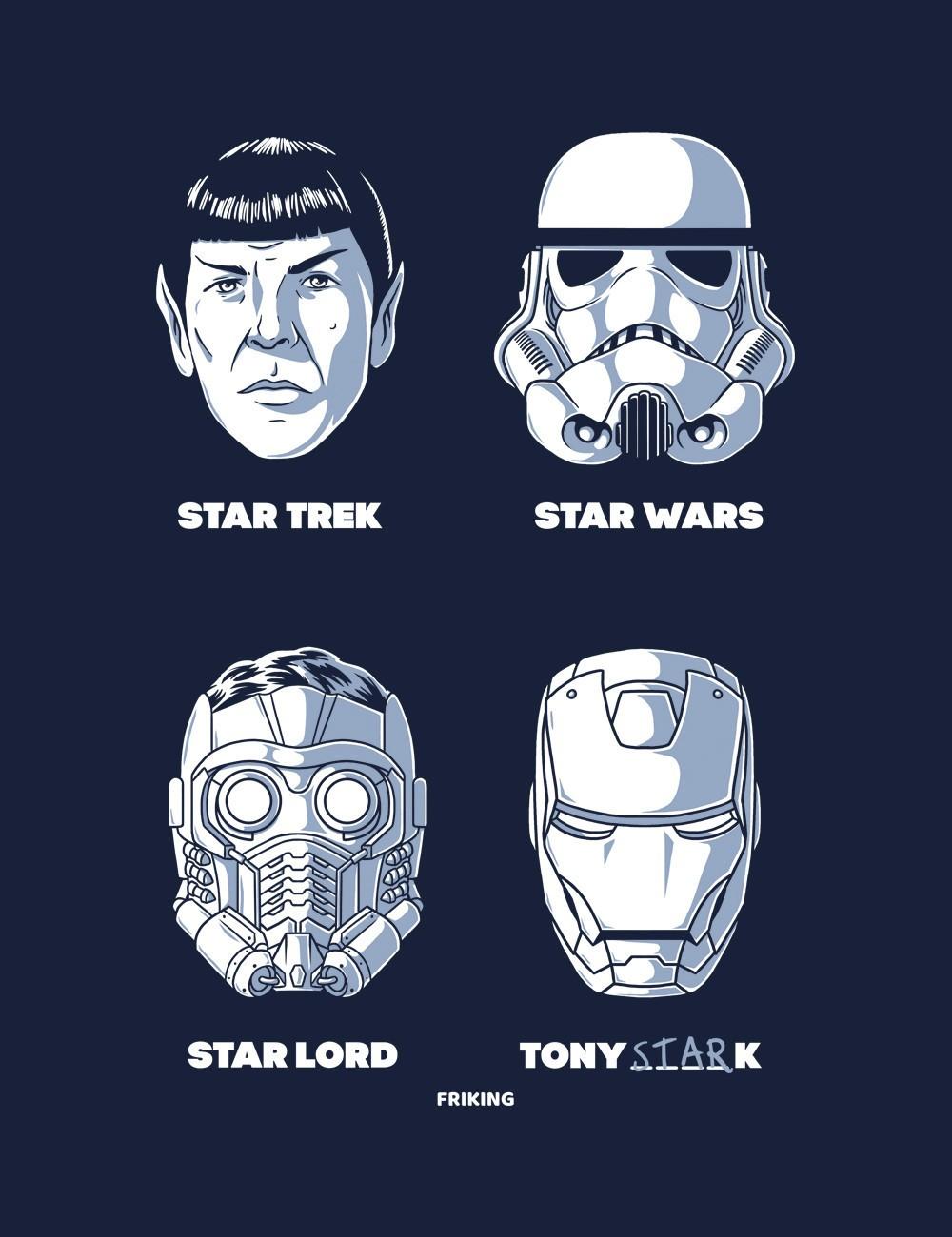 Star Heads