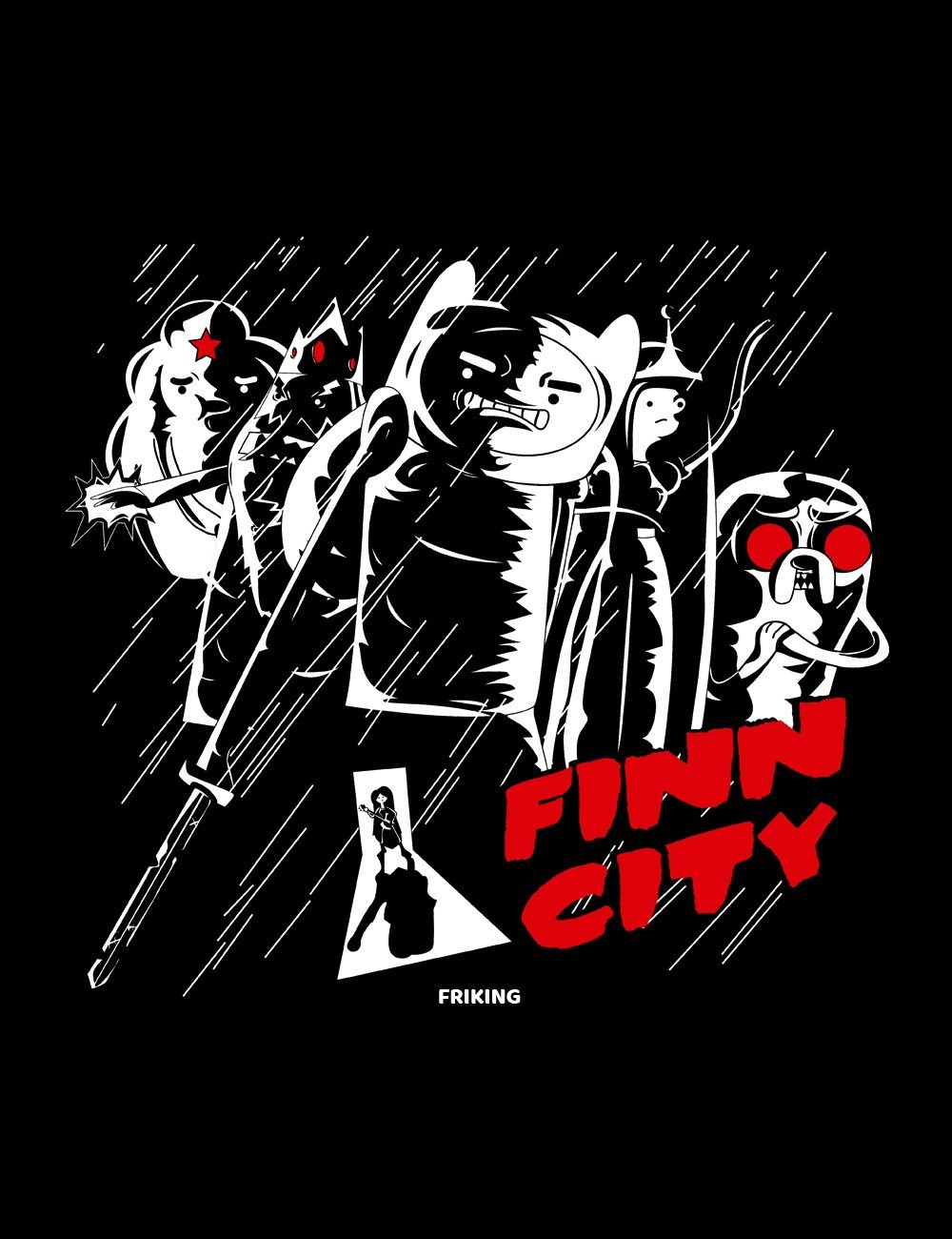 Finn city