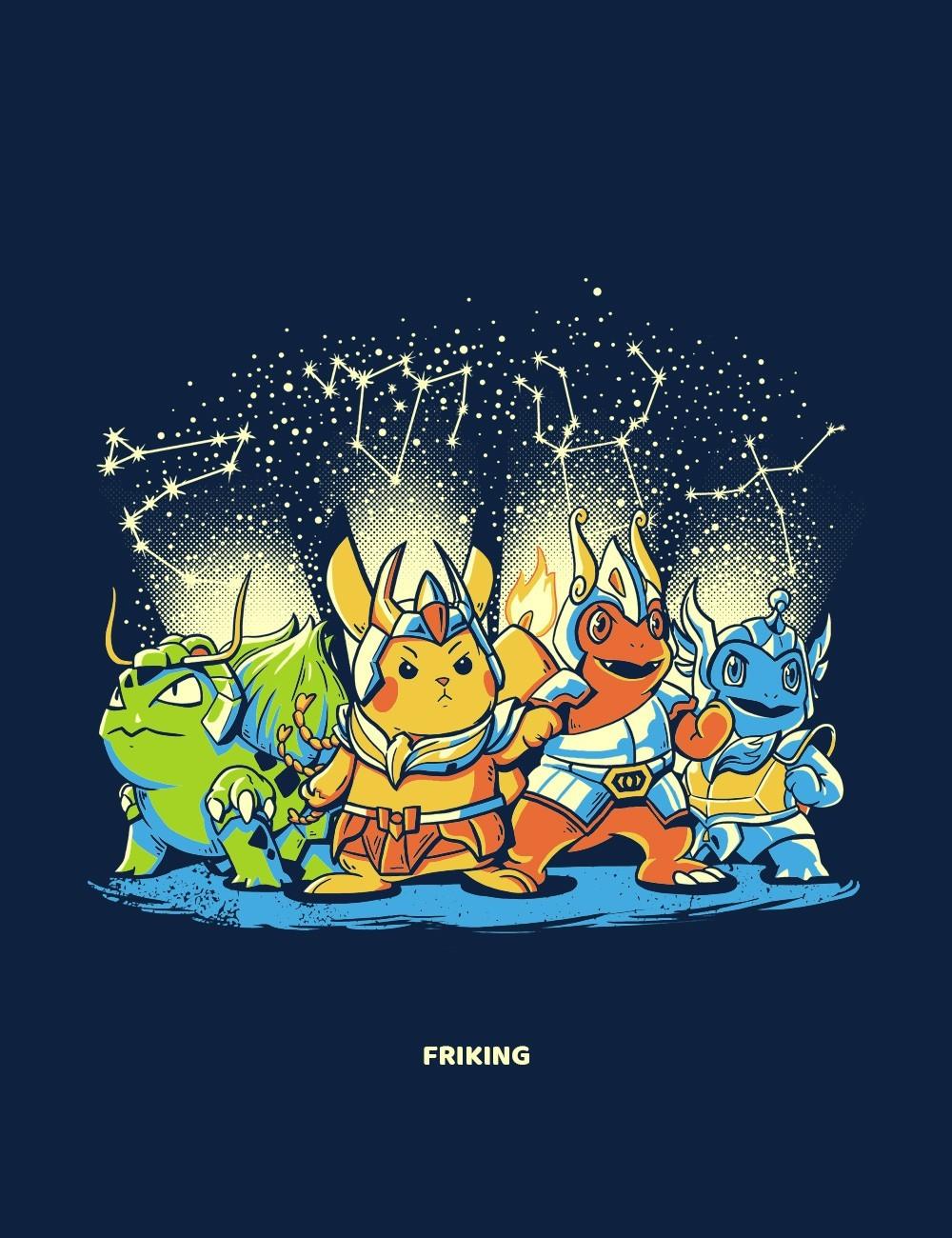 Cosmic powers
