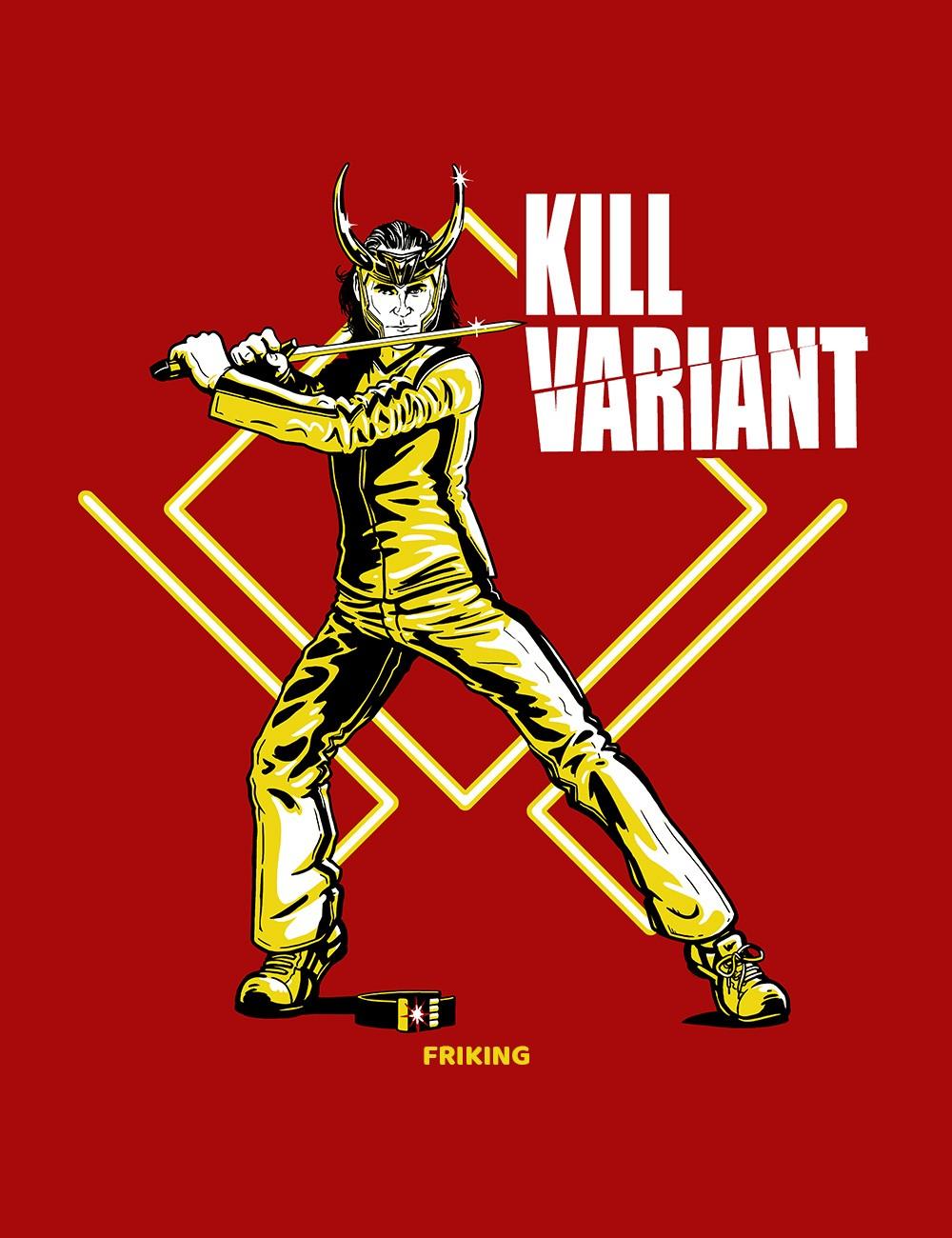 Kill Variants