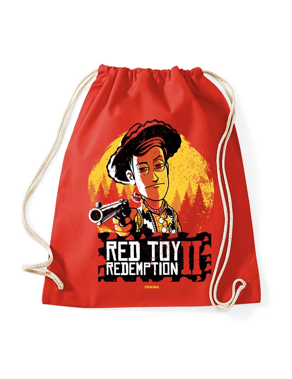 Red toy redemption II