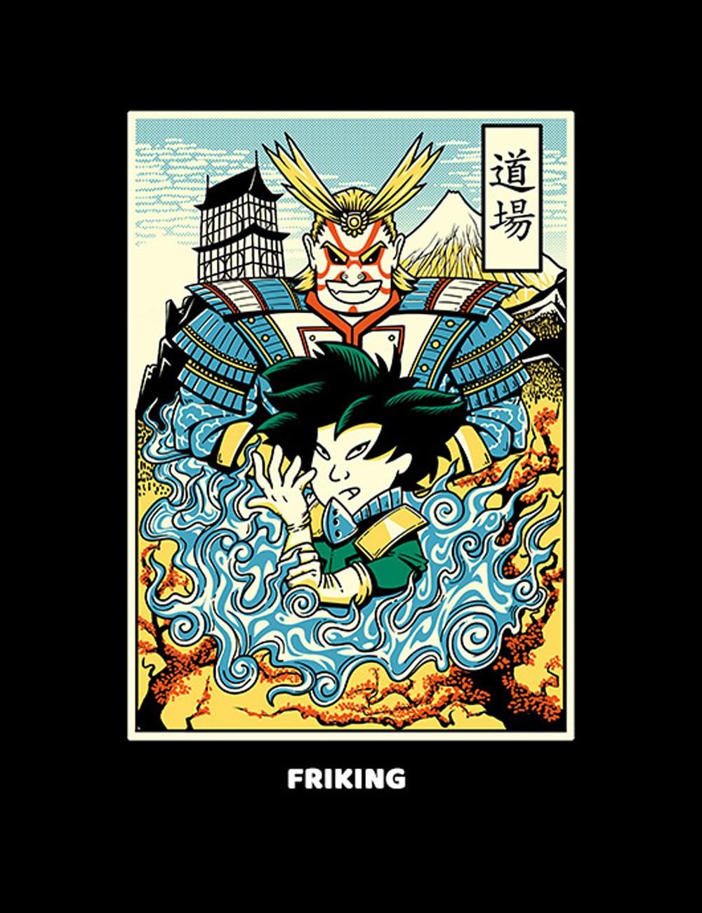 Ukiyo e-hero