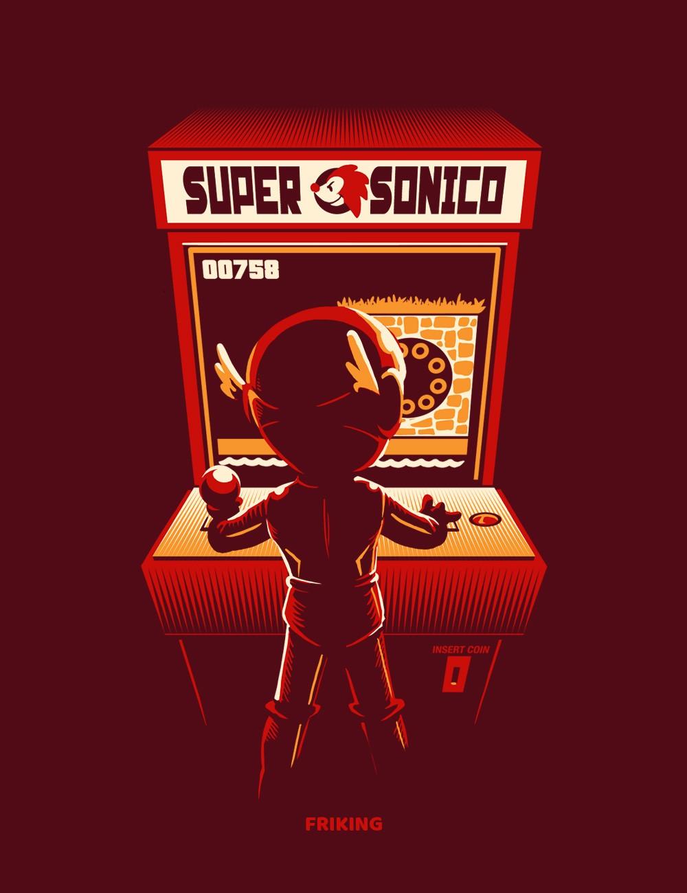 Arcade Sonico
