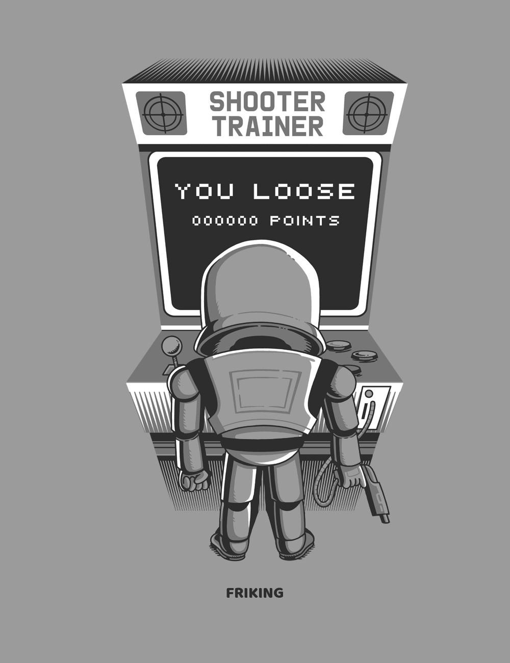 Arcade Trooper