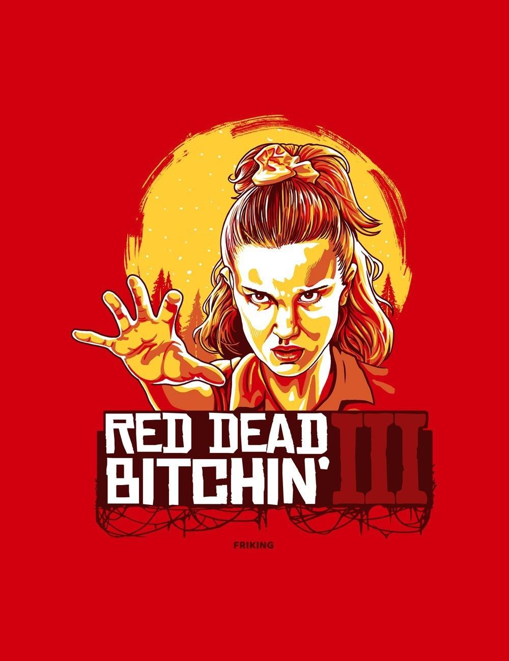 Red Dead Bitchin' 3