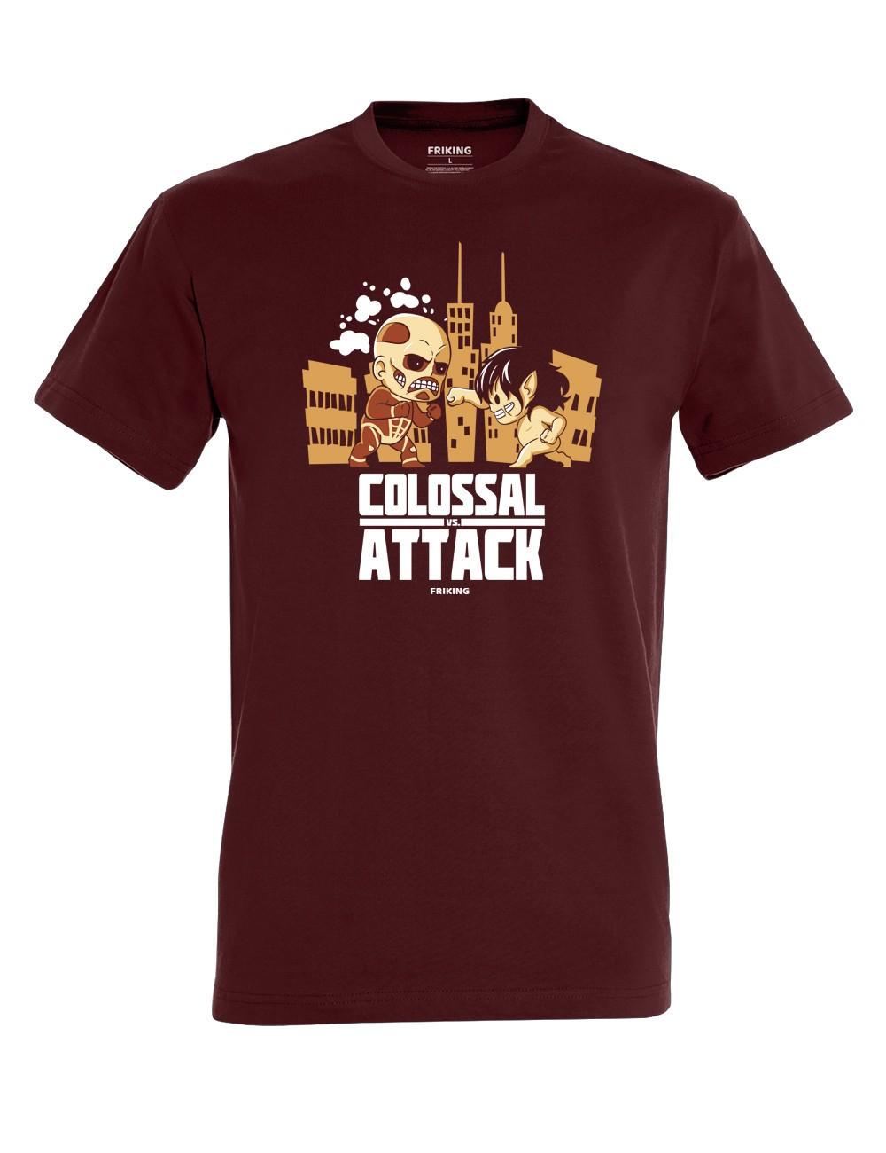 Colossal vs Attack
