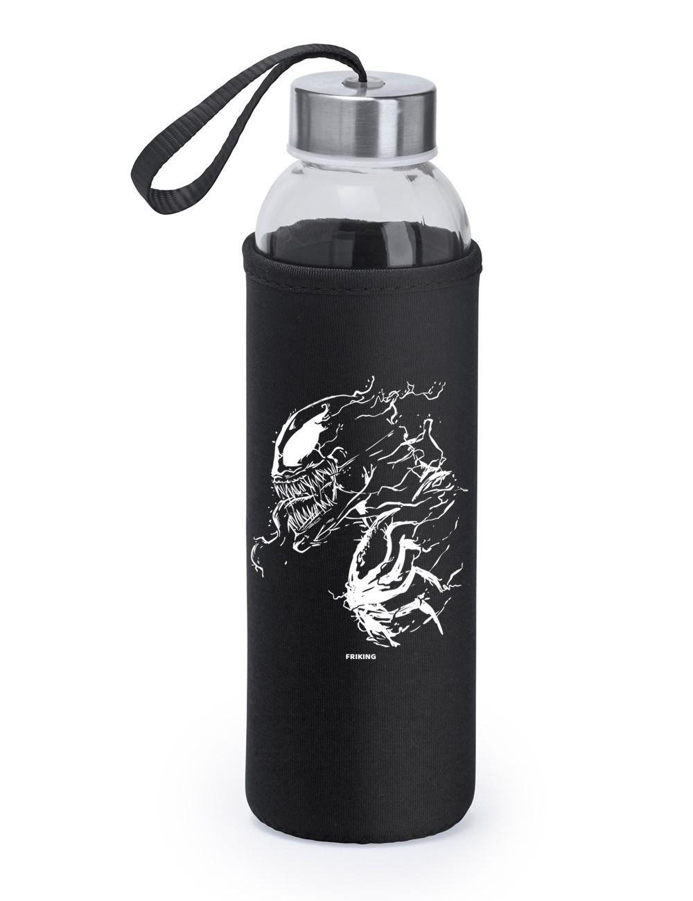 Botella de cristal Black...