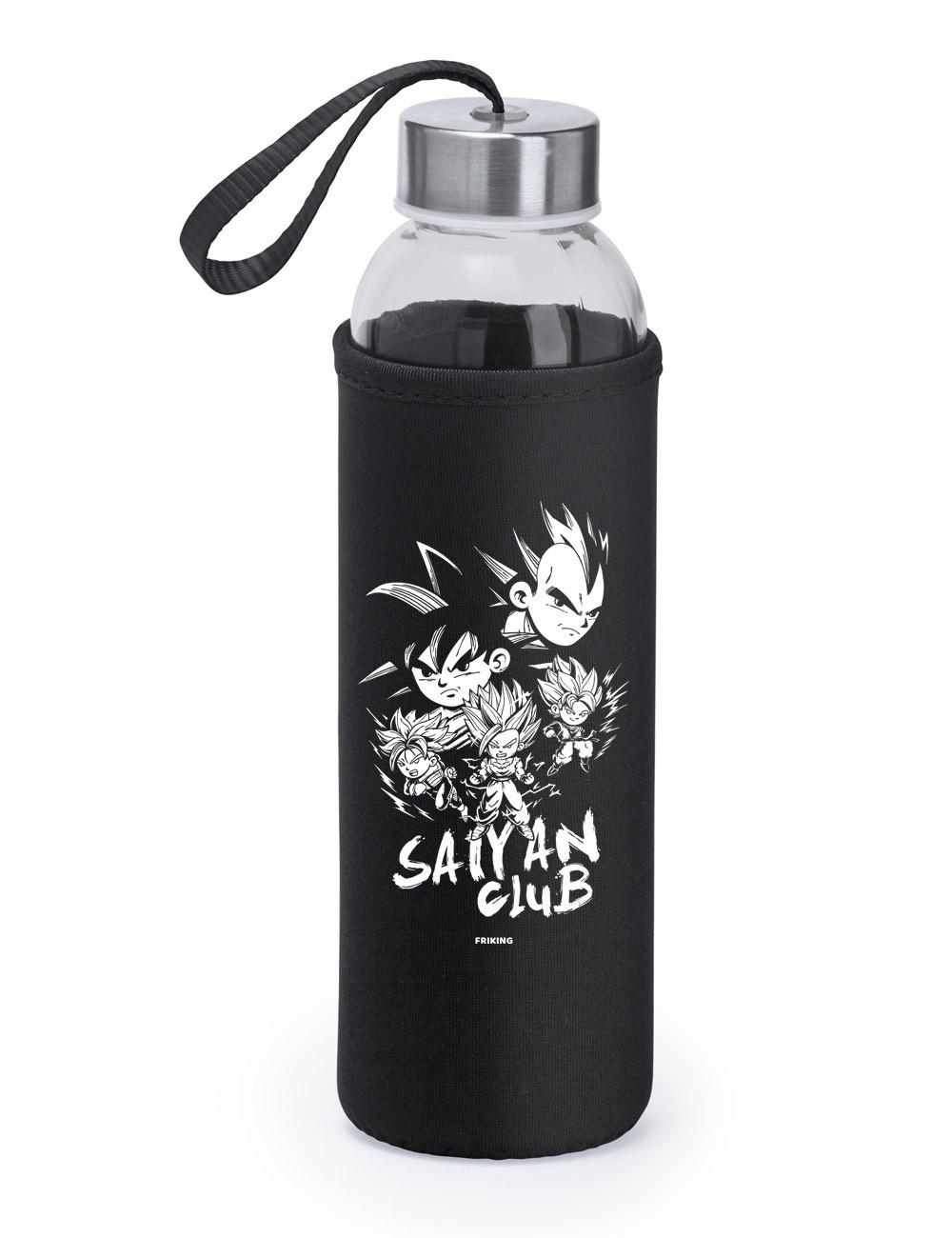 Botella de cristal Fight Club