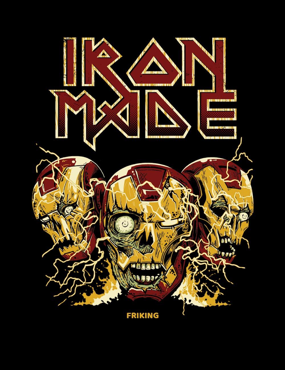 Iron Made