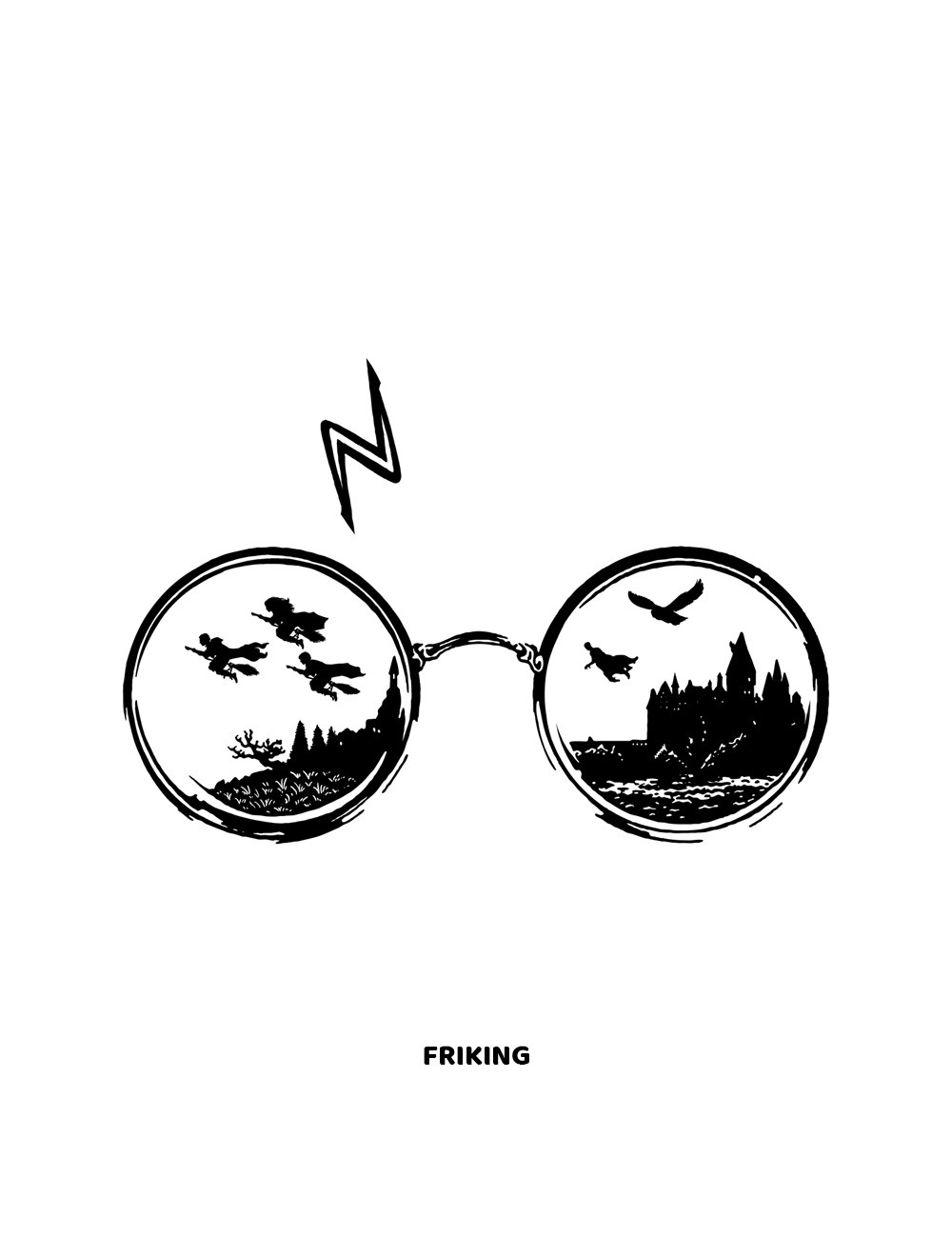 H.P. Glasses
