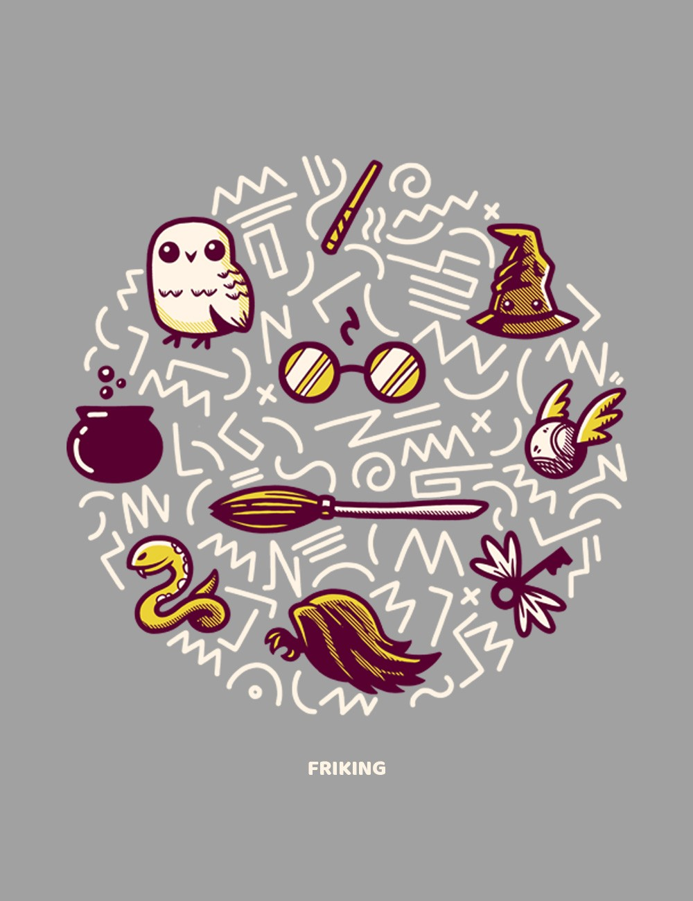 Wizard icons