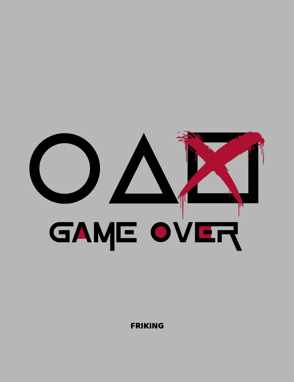 Game over Squid