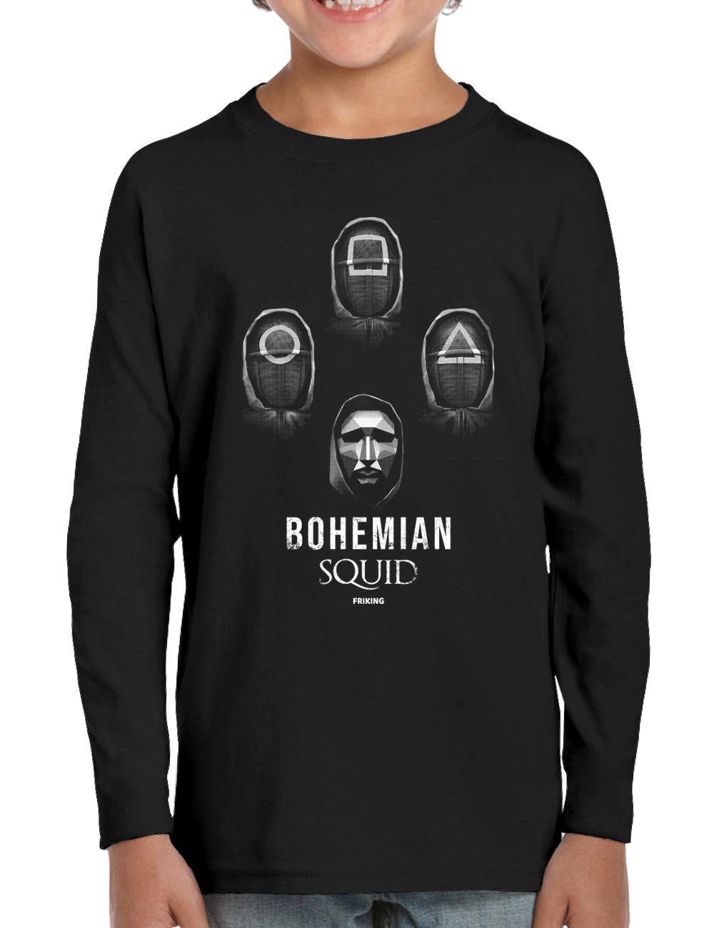 Bohemian Squid