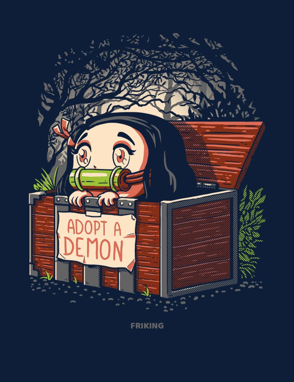 Adopt a demon