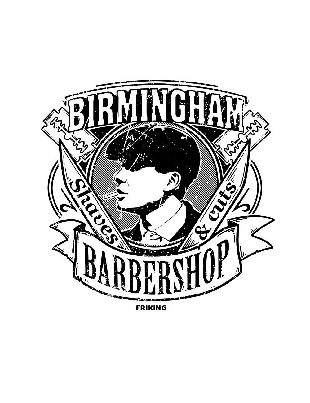 Birmingham barbershop