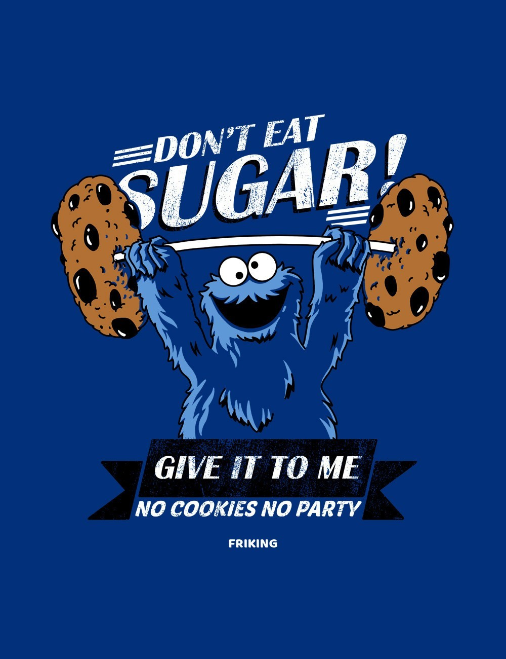 No cookies no party