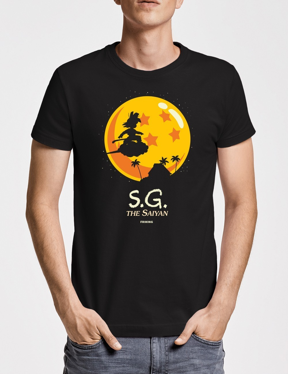 S.G the saiyan