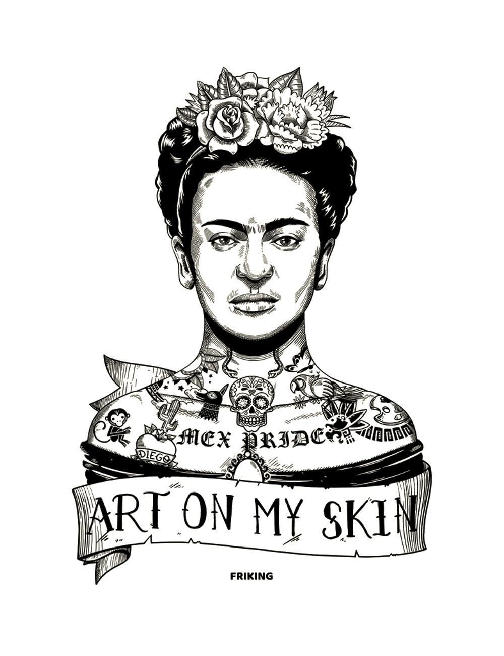 Art on my skin