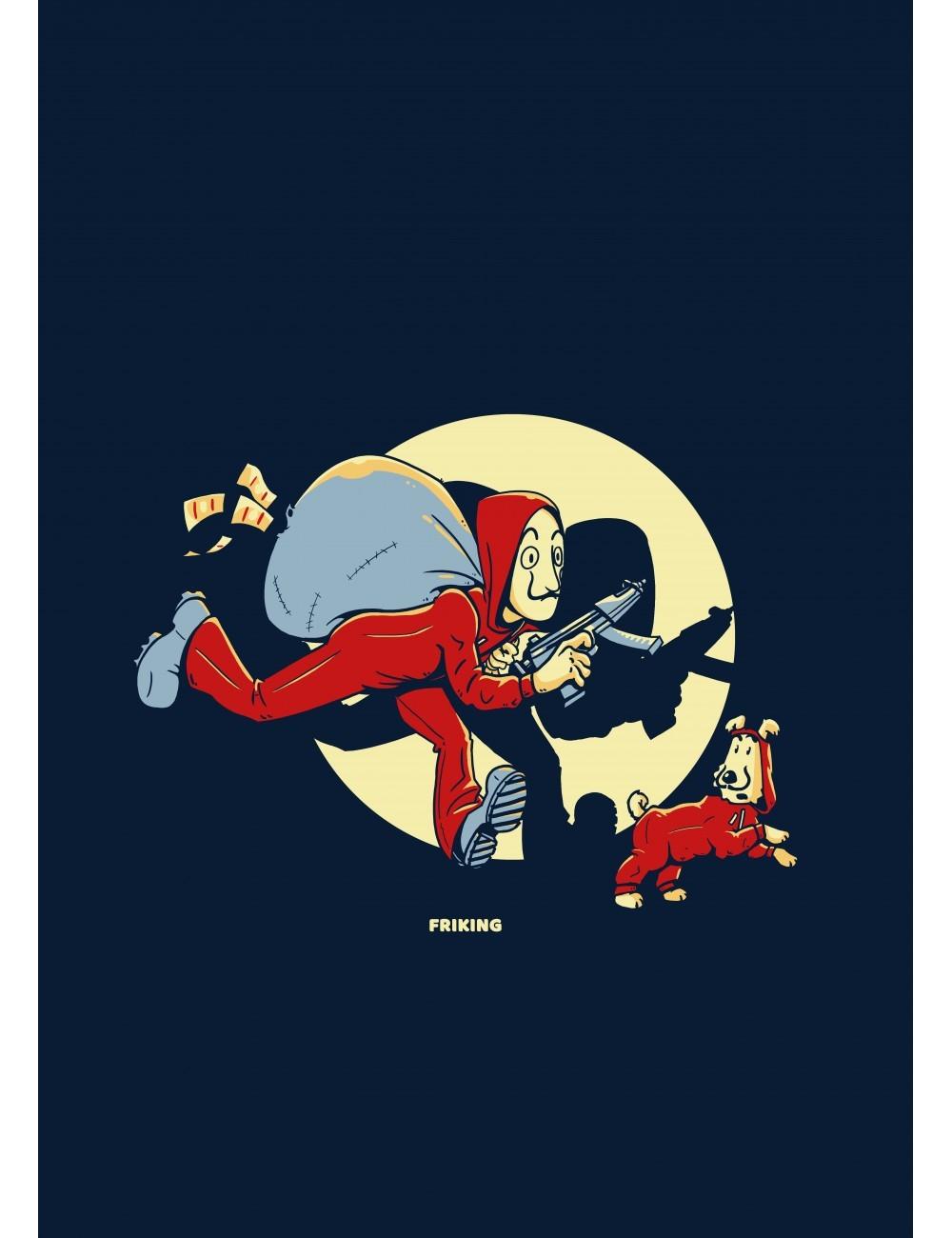Comic thief