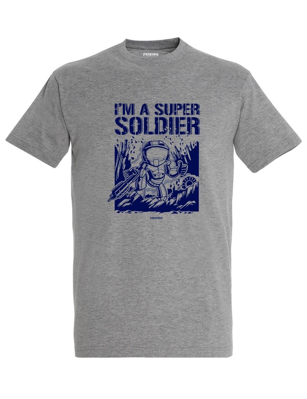 I´m a Super Soldier