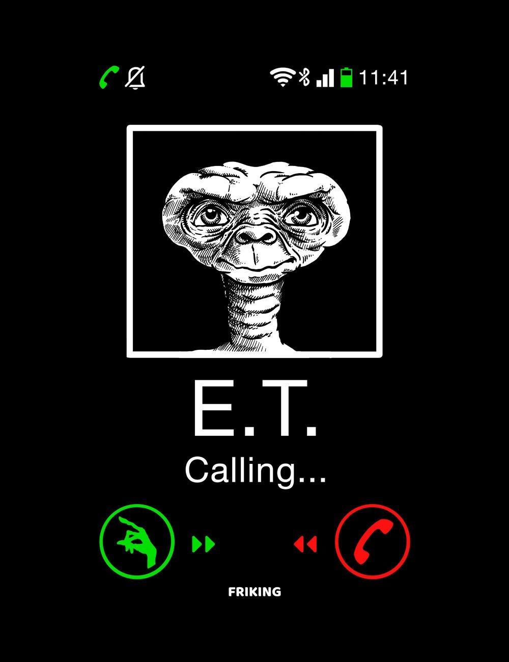 E.T. Calling