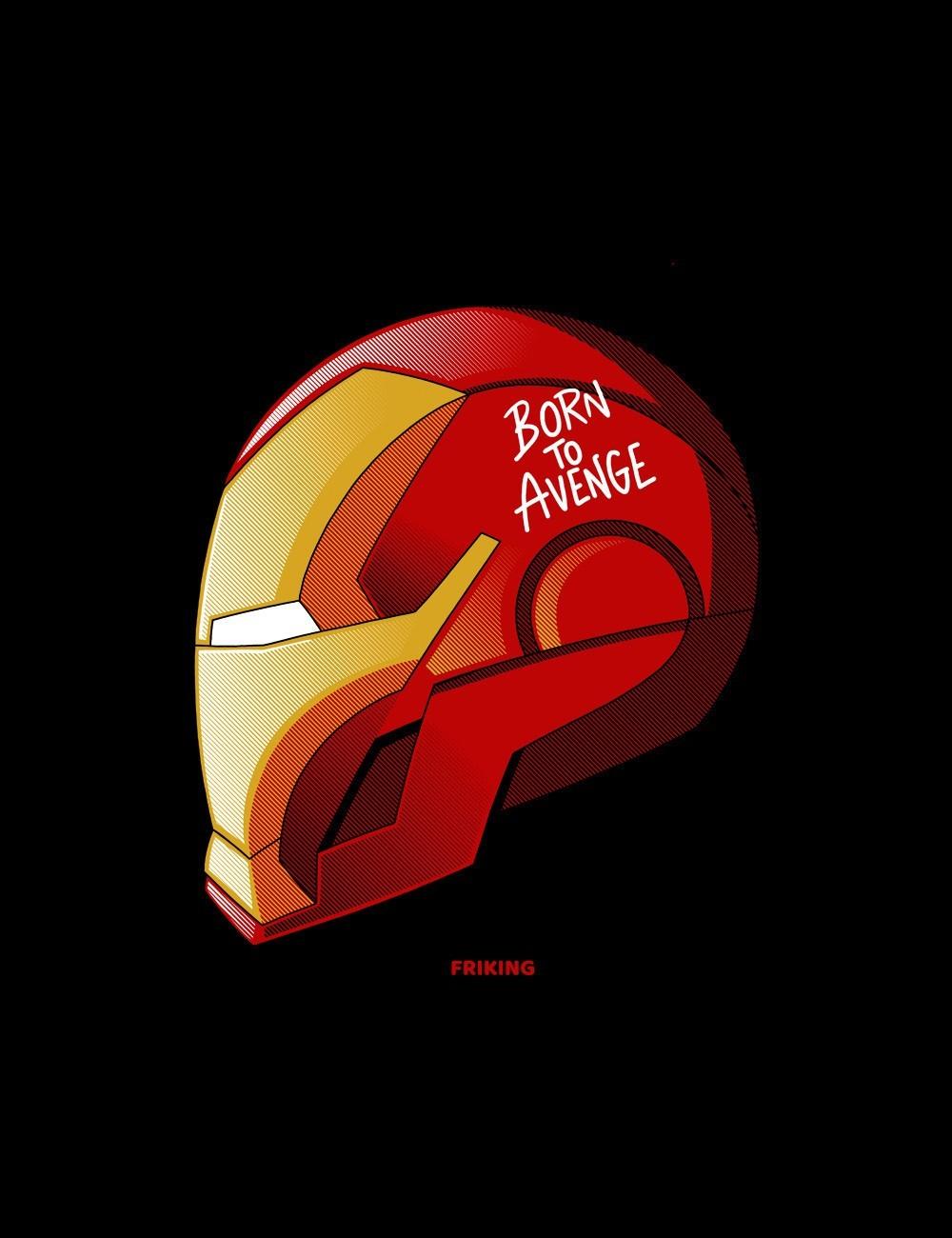 Born to avenge