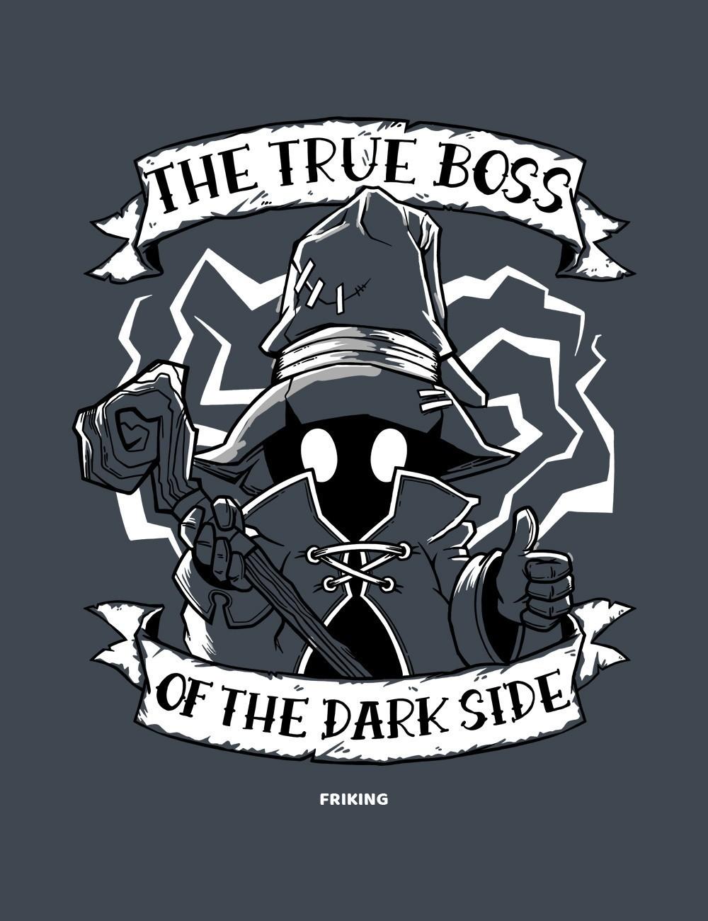 The True Boss