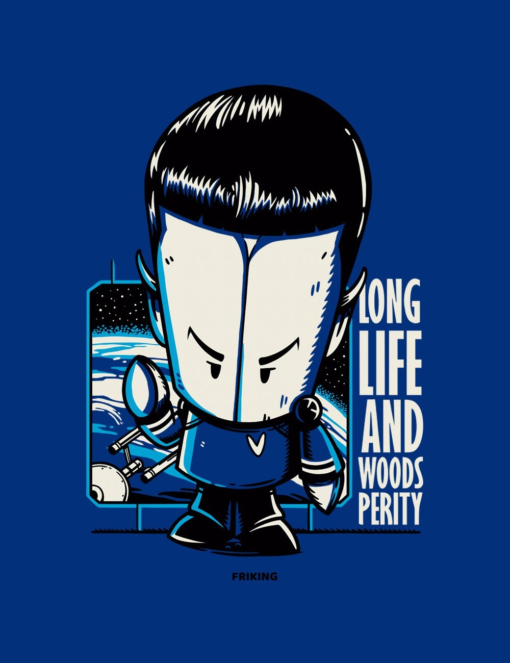 Long Life And Woodsperity