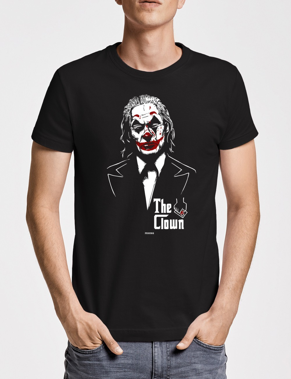 The clown