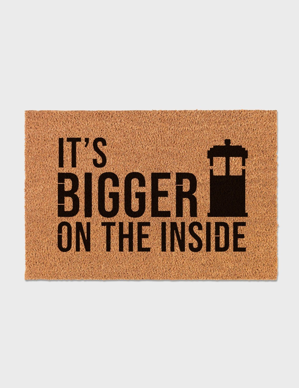 It´s bigger on the inside