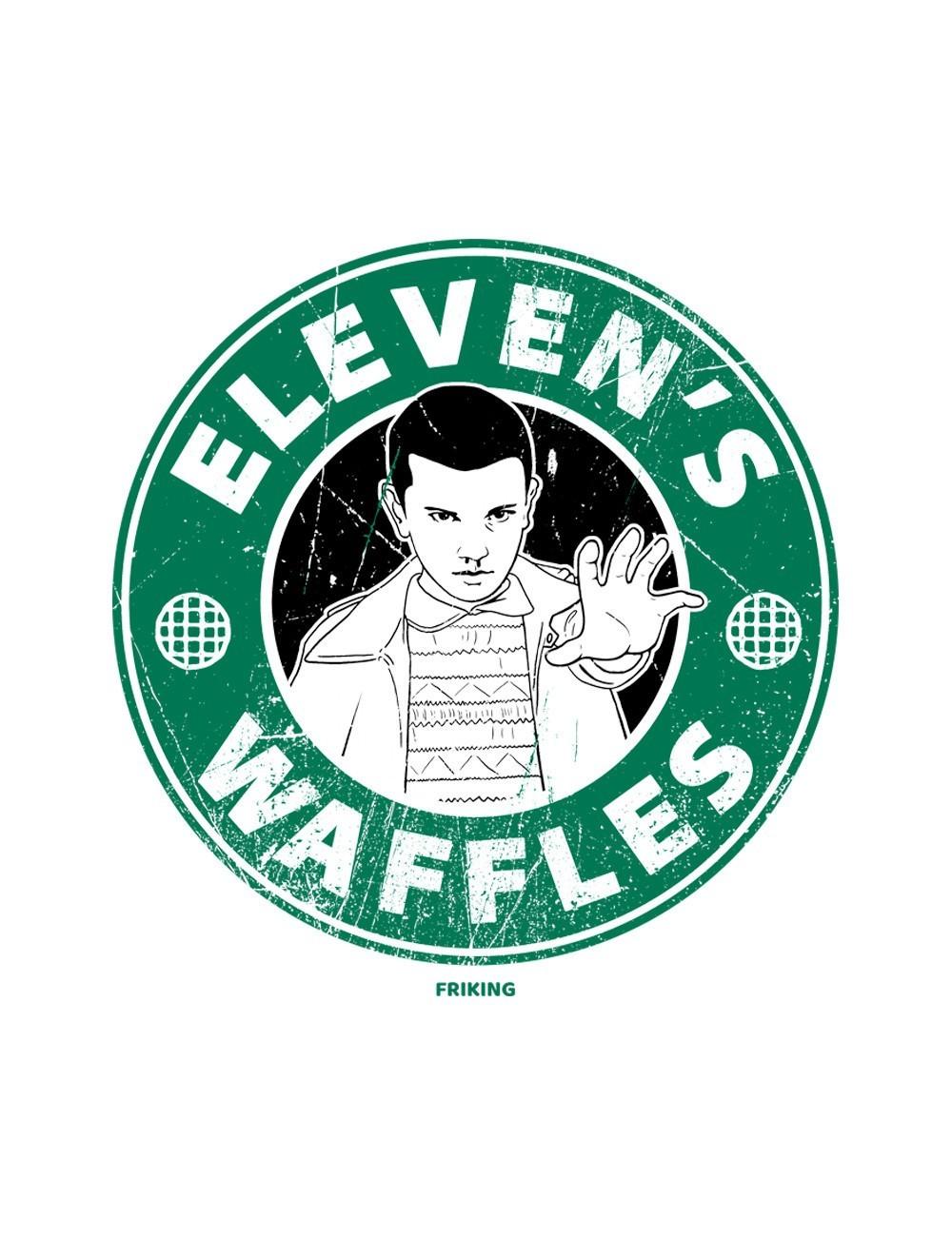 Elevens waffles