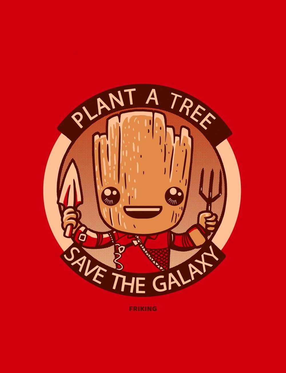 Save the galaxy
