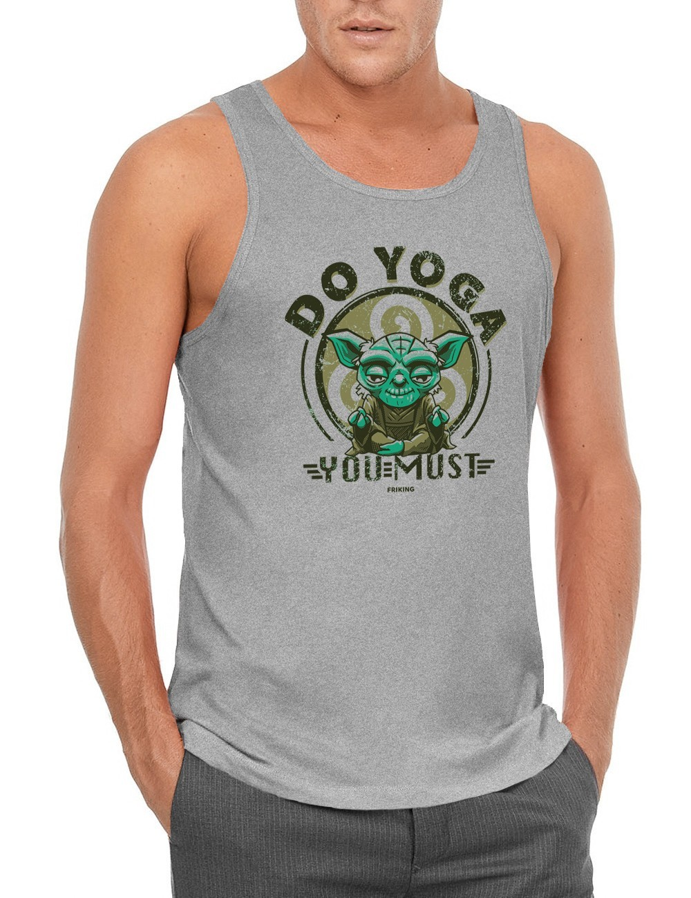 Do yoga you must