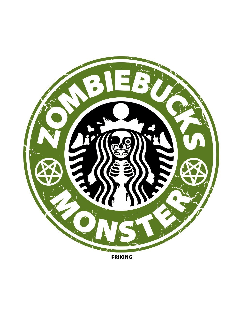 Zombiebucks Monster