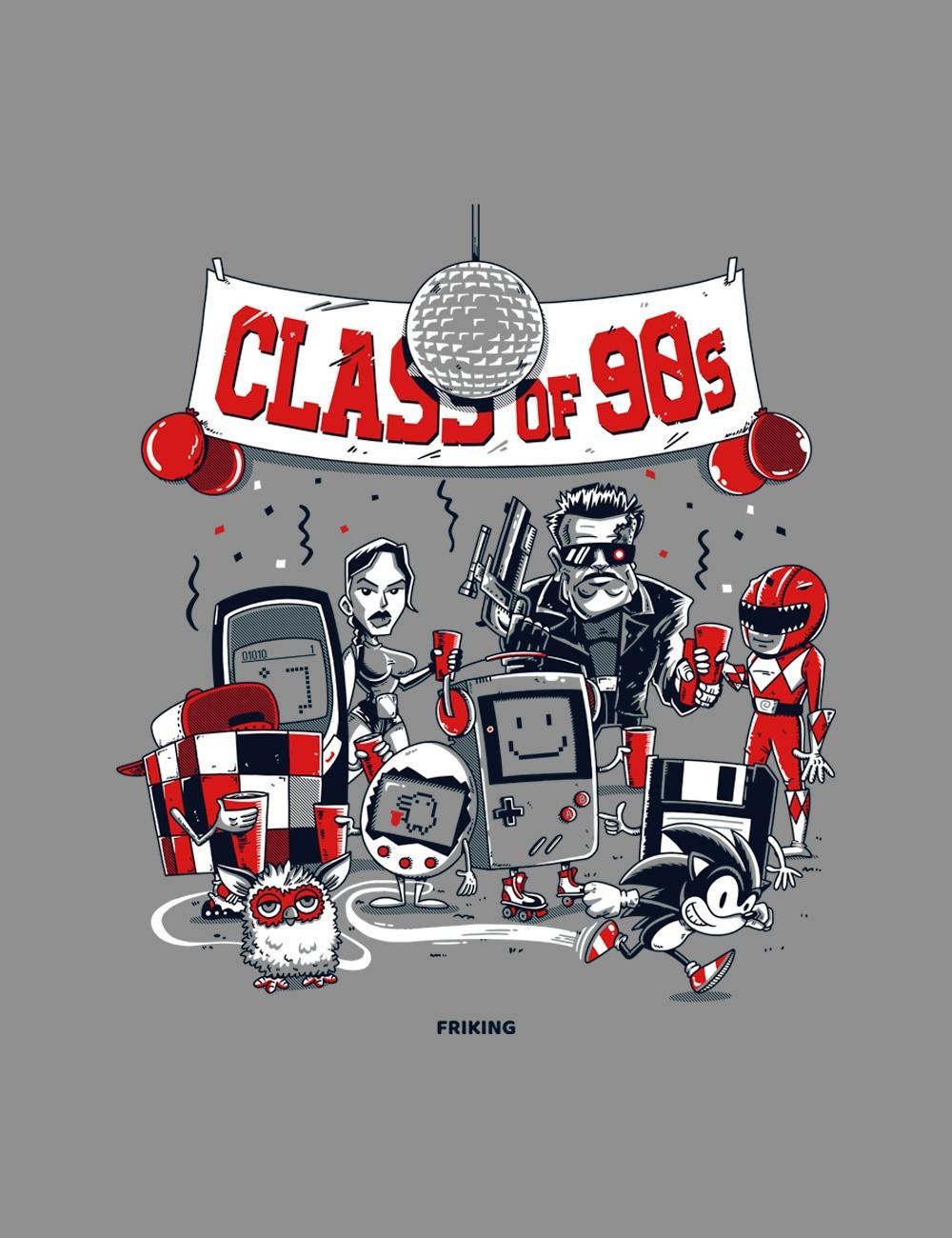 Class of 90s