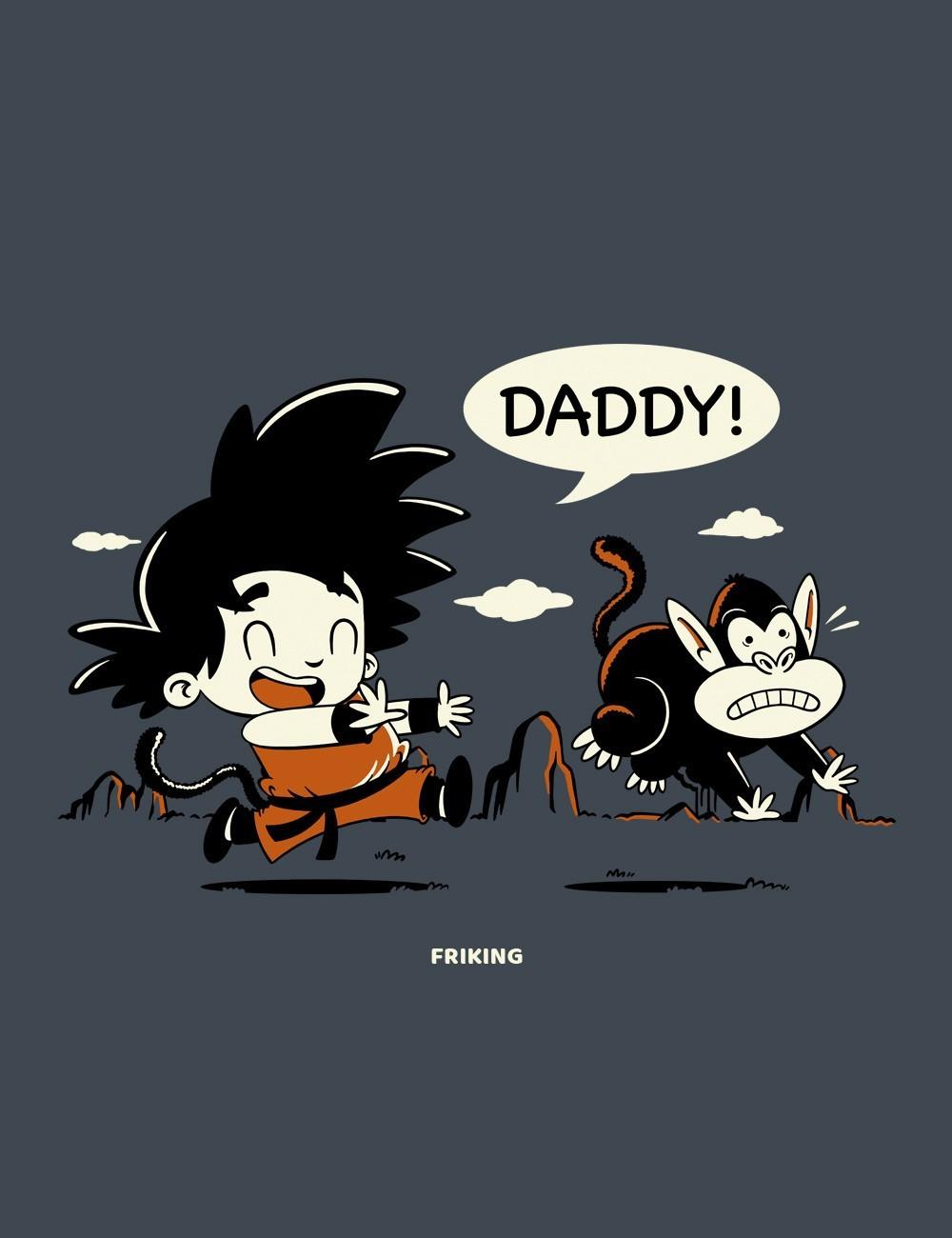 Monkey daddy