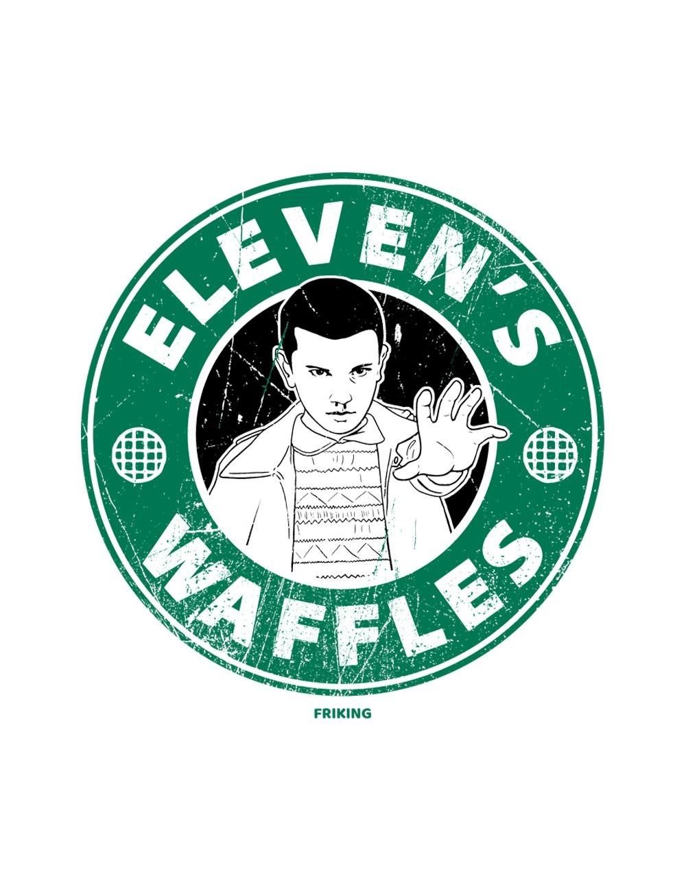 Eleven Waffles