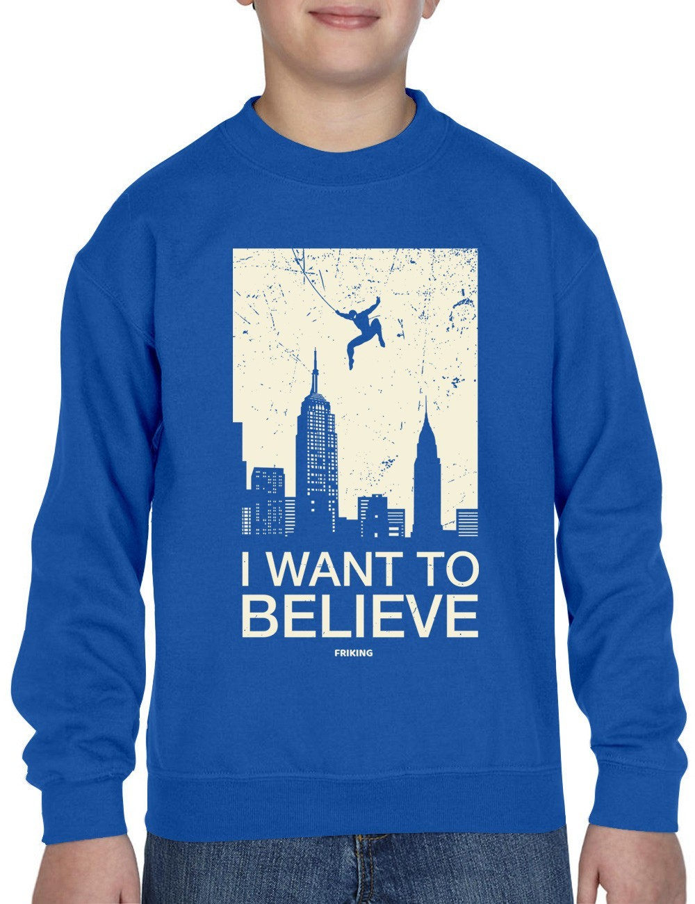 I want to believe in Heroes