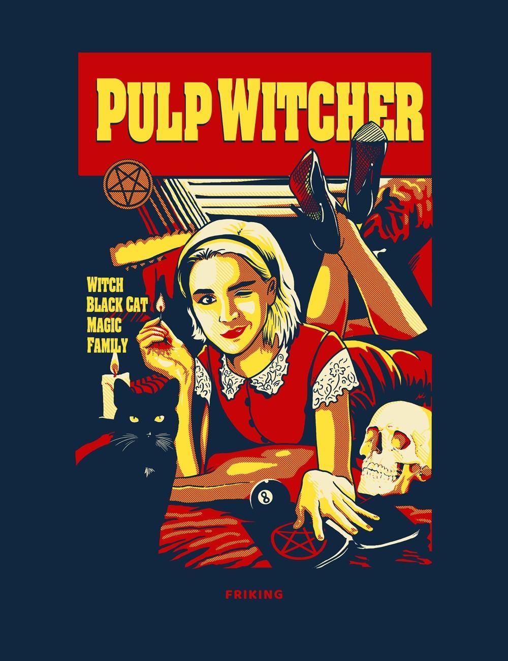 Pulp Witcher