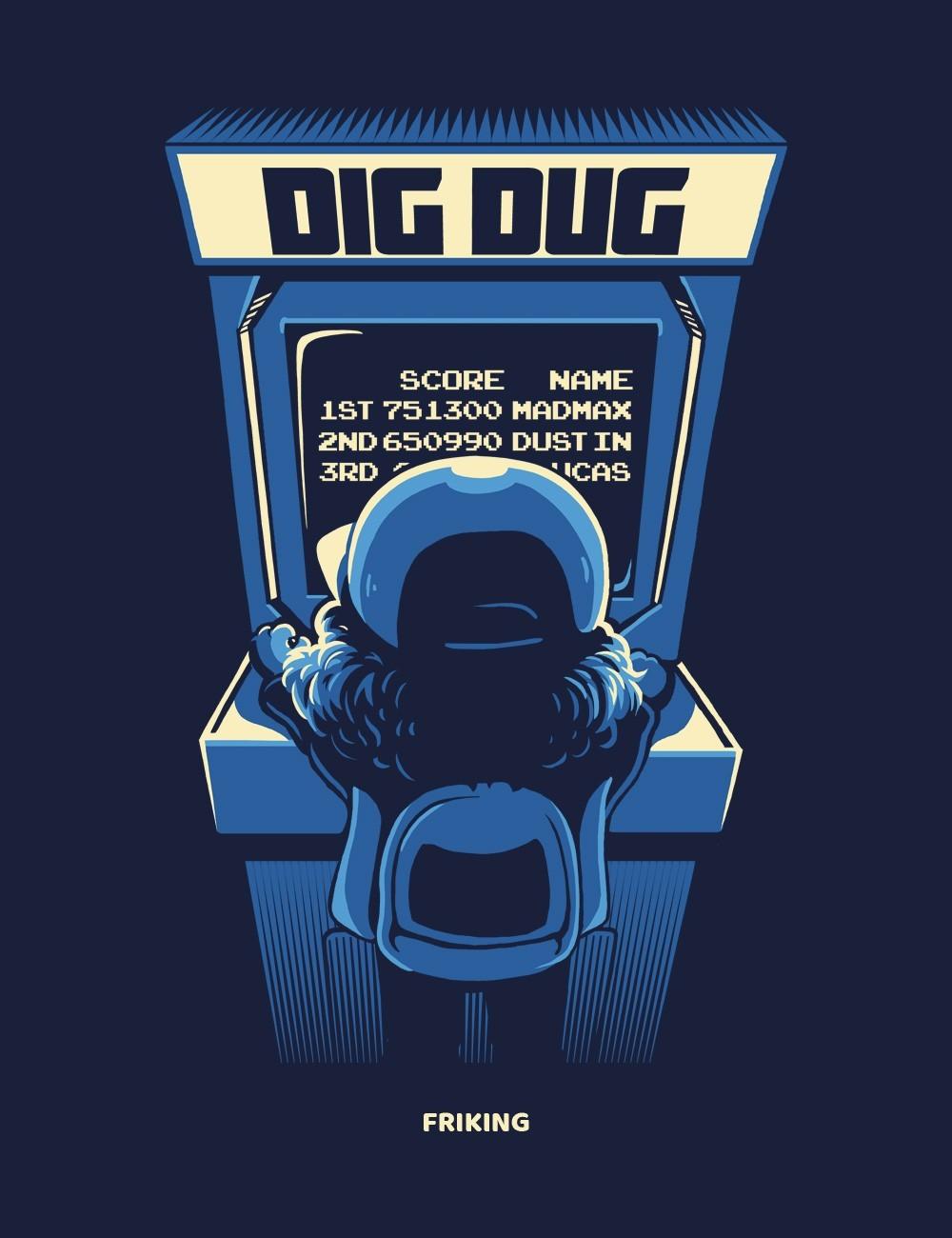 Dig-dug
