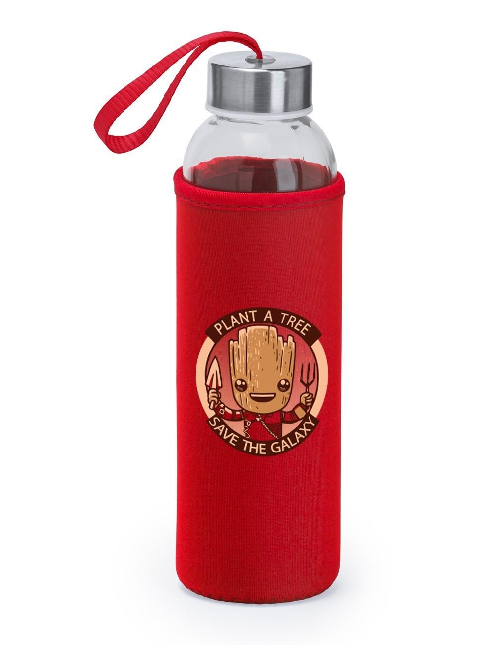 Botella de Cristal Save the...
